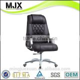 2014 new design office furniture luxury black PU leather executive office chair