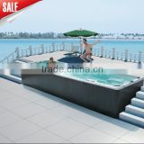 Monalisa hydro swim spa / jet surf swimming pool M-3325