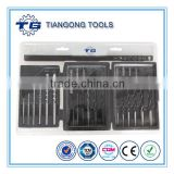 TG Tools Masonry drill wood drill straight shank drill screwdriver bit 25pcs power drill accesory set