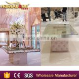 Party Event Wedding Decor Crystal Pendant Banquet Table