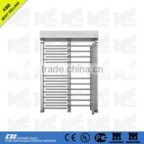 cheap automatic full height turnstile from china suppliers with low price access control card reader stainless steel surface