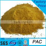 Best quality about Poly Aluminium Chloride (PAC30%)Coagulant PAC30% used for industrial water purification