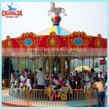Fairground equipment for sale outdoor carousel