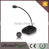 Waterproof black cheap window intercom system