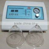 Breasts enhancer instrument / Vacuum breasts enlarge device / big breasts beauty equipment / breasts enlargement instrument