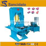 DY-150TB hydraulic compressed earth brick moulds machine / concrete interlock paver block making machine