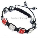 China cheap shamballa bracelet wholesale