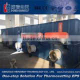 High quality automatic eps fluidized bed dryer