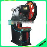 J21S-16 Open-type Punching Machine for Solar water heater ETC tube hole punch and flanging