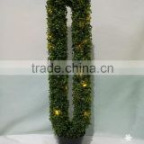 unique style Chinese manufacture artificial topiary boxwood tree topiary bonsai with led light lighting plant for sale