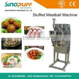 Meat Ball Fish Ball Forming Frying Line/Frying Line For Meat Ball/High Quality Meat Ball Frying Line