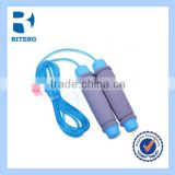 colorful count jump rope skipping children skip automatic counting skipping rope