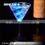 Glow in the dark glass flashing cup drinking glass manufacturers china                                                                         Quality Choice