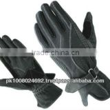 Top quality driver gloves custom horse riding gloves
