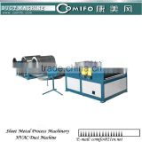 HVAC duct processing compact line II construction ventilating system automatic machine