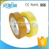 hottest different size sticky waterproof custom printed pet adhesive bopp solas reflective tape