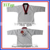 WTF Top quality Light Material Martial Arts Taekwondo Uniform/Dobok/kimono                                                                         Quality Choice