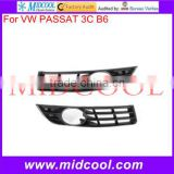 High Quality For VW PASSAT 3C B6 2006-2009 56-59 FOG LIGHT GRILLES