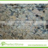 Hot sell Imported Golden Persa granite gang saw slab, small slab, cut to size, tile, tops