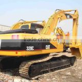Used caterpillar cat 320c excavator, also 320b,320c,330b 330c,330d