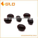 GMP certified promotion development Astaxanthin softgel capsule