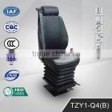 TZY1-Q4(B) Custom Leather Bus Driver Seat With Airbags Best Price