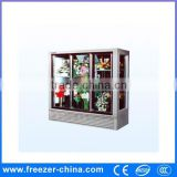 INquiry about Commercial flower refrigerator showcase