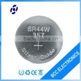 SR44SW/357 1.55v silver oxide button cells/watch battery