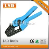CE;ROHS;ISO certificate Carbon steel hand crimping tool AN-04WF 1-6mm2 ferrules crimper LSD brand hand press tool