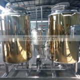 Hot sale 1200L industrial beer brewing equipment micro brewery beer brewing kettle