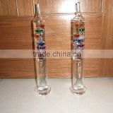 glass love galileo thermometer
