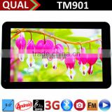 Hot Selling 9 inch tablet pc with front and back camera with MTK8312 Dual Core Bluetooth FM GPS Full Function Android 4.4 T
