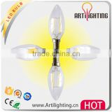Factory direct sale high power ac dc led rechargeable bulbs