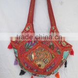 Wholesale Handmade Cotton Shoulder Bag /Patchwork Bag Manufacturer Of India