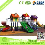 cheap price used outdoor kids playground amusement park equipment