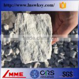 China LMME High aspect ratio acicular natural wollastonite powder/lump with high friction as/for plastic