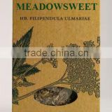 Meadowsweet Herb, Natural Product, Loose and Packaged. Private Label Available. Made in EU