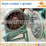 Corn grinding mill with diesel engine / small grain corn mill corn seeds grinder machine