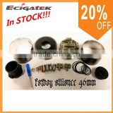 2016 newest Alliance Fat Boy RDA 1:1 clone in stock by ECIGA