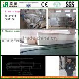 TWIN SCREW Fish Feed Extruder/Fish Food Extruder Machine