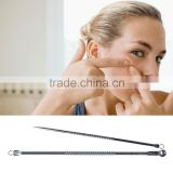 Surgical Stainless Steel Pimple Acne Comedone Blemish Whitehead Blackhead Extractor Tools Treatment