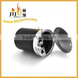JL-049S Yiwu Black Plastic Wholesaler Disposable Car Ashtrays