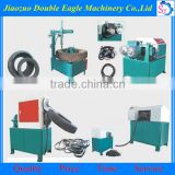 used tire shredder machine for sale/ tire strips block cutter /Reclaimed Rubber Machine