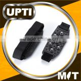 Taiwan Made High Quality Non-Slip Strap on Shoe Snow and Ice Cleats Compact Ice Grabbers