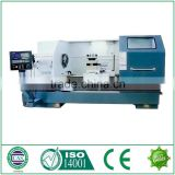 2015 China suppliers Horizontal CNC Lathe Machine CSK6180 with CE after-sale service oversea