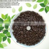 Professional light weight aggregate for concrete and soilless grow media expanded clay ball