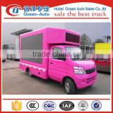 New digital mobile billboard truck for sale