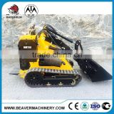 Mini Skid Steer Loader with forklift