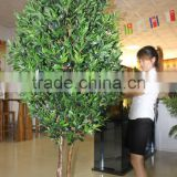 wholesale artificial olive tree , green bonsai olive tree