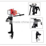 Hot Selling Outboard motors 2hp /2.6hp/3.5hp/4hp/5hp short shaft